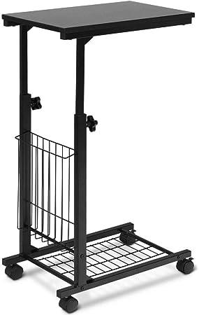 TKFD - Ruedas de Mesa para Debajo de la Mesa (Altura Ajustable): Amazon.es: Hogar