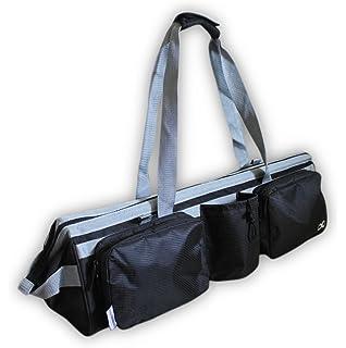 YogaAddict Yoga Pilates Mat Bag Supreme With Pocket 30 Long Fit