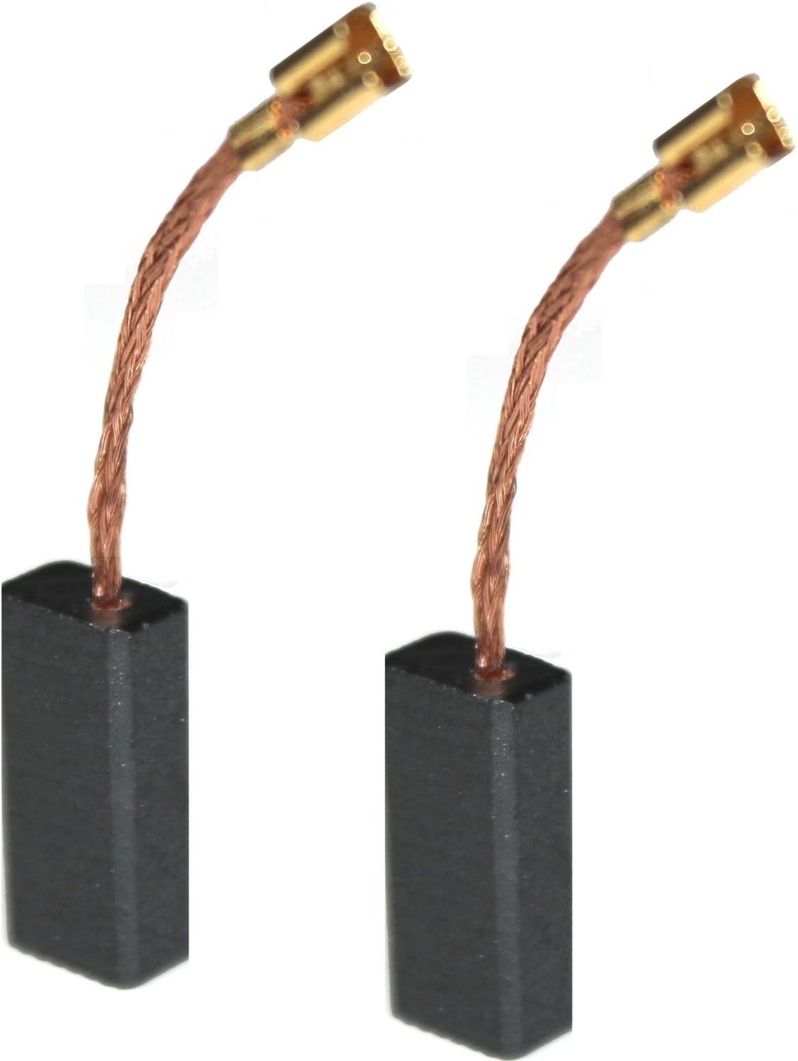 Escobillas de carb/ón AEG Amoladora de /ángulo WS 710//125//WSE 115 WSE 125