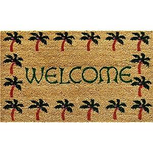 616N5zkOADL._SS300_ 100+ Beach Doormats and Coastal Doormats