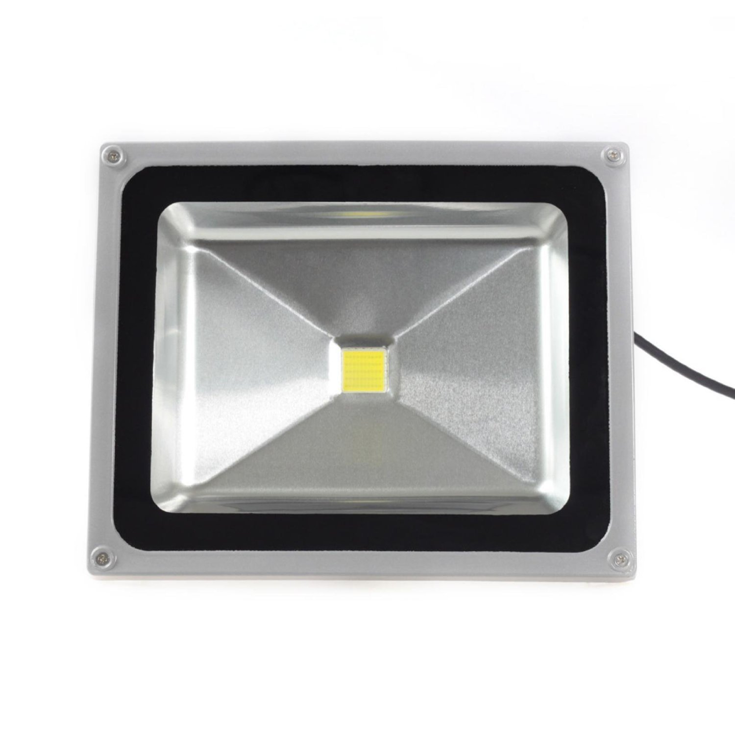 GZNIGHT 50W 110V LED Flood Lights Super Bright Garden Wall Yard LED Floodlights Lamp Outdoor Lighting Warm White Security Light Waterproof IP65 Bowfishing Lights Floodlight Lamp (Warm White)