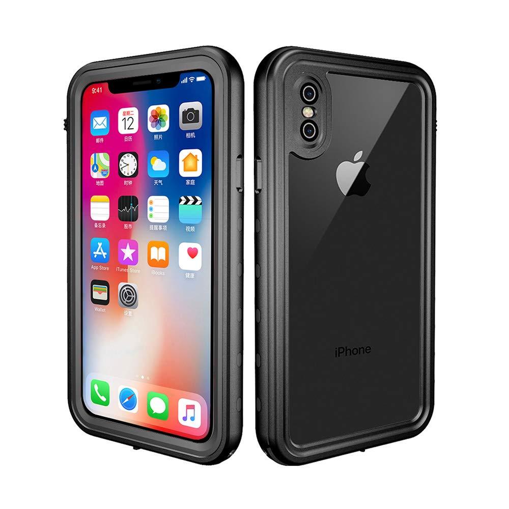 ChuWill Funda Impermeable iPhone X, Carcasa iPhone XS, Certificado ...