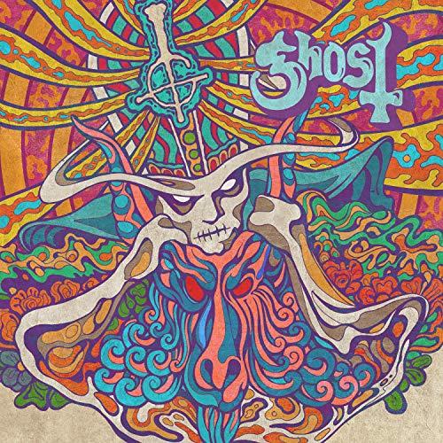 GHOST B C / Kiss The G-Goat / Mary On A Cross (7inch Single) (Vinyl)