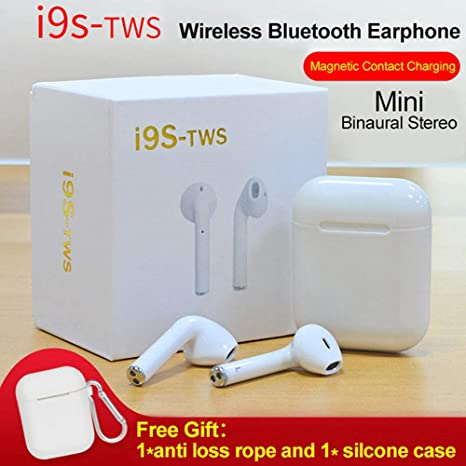 c311a92a3a6 S Stair i9s TWS i9 Mini Wireless Bluetooth Earphone: Amazon.in: Electronics