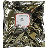Frontier Herb Organic Rubbed Sage Leaves - Kosher - Popular in Stuffings and Teas - 1 lb