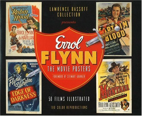 Errol Flynn: The Movie Posters - Movie Poster Design