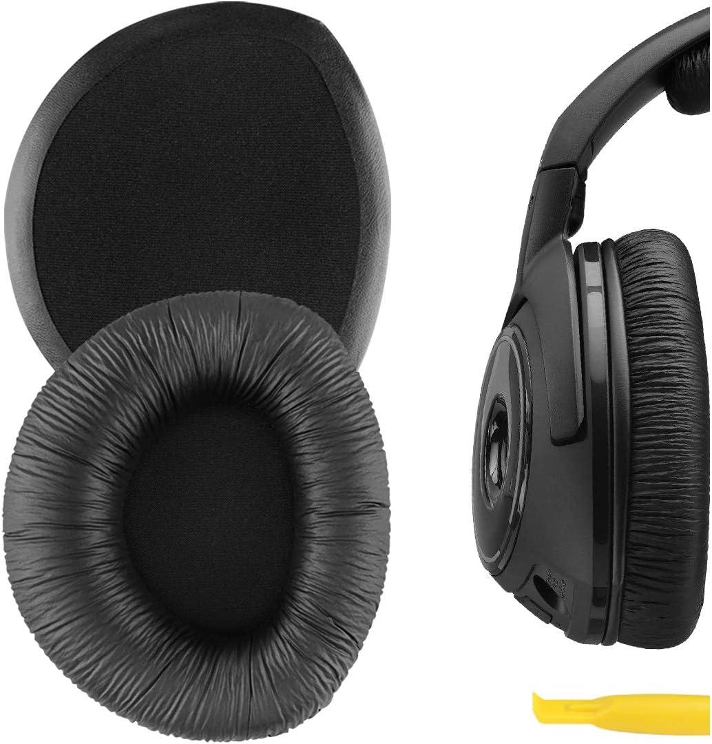 Ersatz Ohrpolster Ear Pads für Sennheiser RS160 RS170 RS180 Gaming Headphone