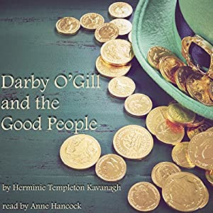 Darby O'Gill and the Good People Audiobook