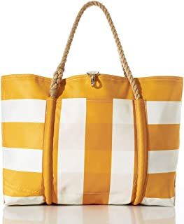 product image for Sea Bags Yellow Pier Tote