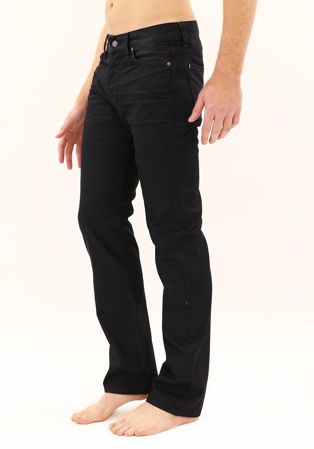 7 For All Mankind Men's Standard Classic Straight Leg Jean in Nighttime Sky, Nighttime Sky, 34