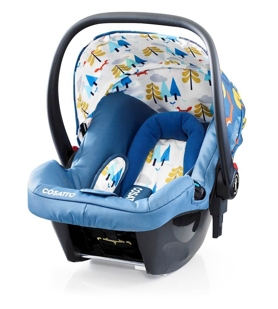 Cosatto Hold Car Seat (0 Plus, Fox Tale) CT3277