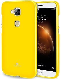 Amazon.com: kwmobile TPU Silicone Case for Huawei G8 / GX8 ...
