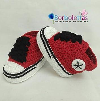 2ab8dc90bd4f6 Baskets pour bébé Style Converse