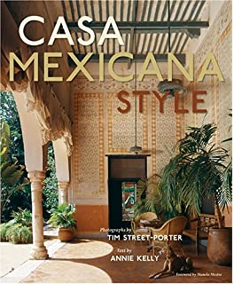 Amazon Traditional Mexican Style Interiors Schiffer Design