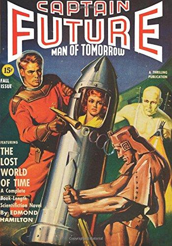 Captain Future - Fall/41: Adventure House Presents: