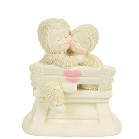 Department 56 Snowbabies Through Thick And Thin Porcelain Figurine, 4.2