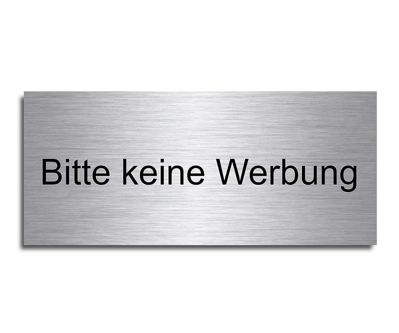 Puerta signo/nombre señal para buzón con grabado de acero ...