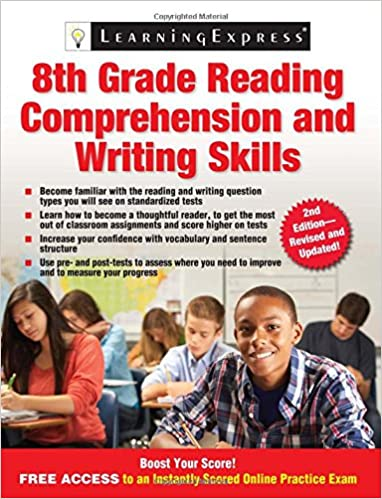 8th Grade Reading Comprehension and Writing Skills: LLC