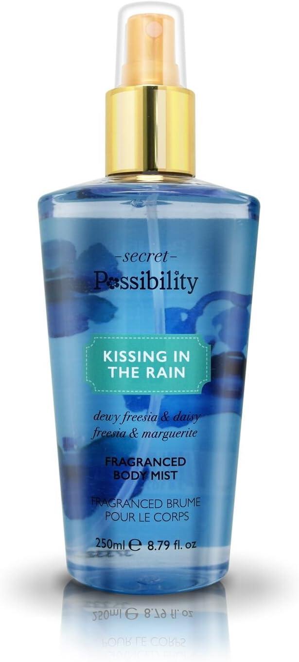 the Rain Fragranced Body Mist 250ml