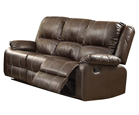 Amazon.com: Acme Muebles Zuriel Sillón Reclinable sofá ...