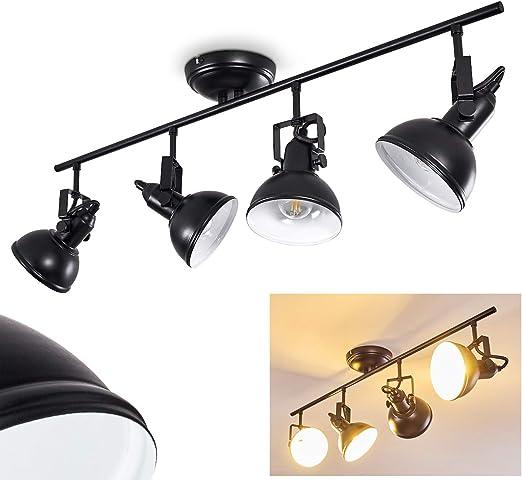 Decken Leuchte Beleuchtung Industrie Retro Strahler Lampe verstellbar VINTAGE