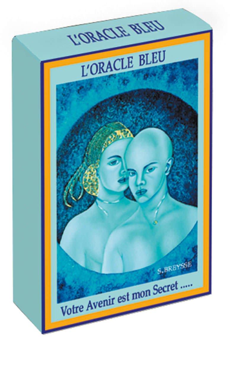 Grimaud - Oracle Bleu - Cartomancie  Grimaud  Amazon.fr  Jeux et Jouets 66e78a77ec20