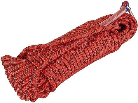 MAGT Cuerda de Escalada, 30m Cuerda de Escalada al Aire Libre ...
