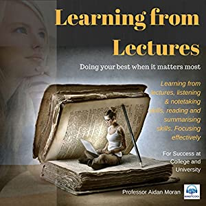 Learning from Lectures Speech
