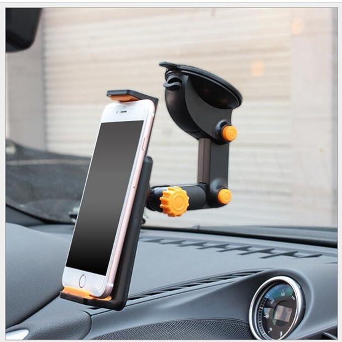 Soporte de coche chzxhk, largo brazo extensible soporte y 360 Degree rotación coche soporte para