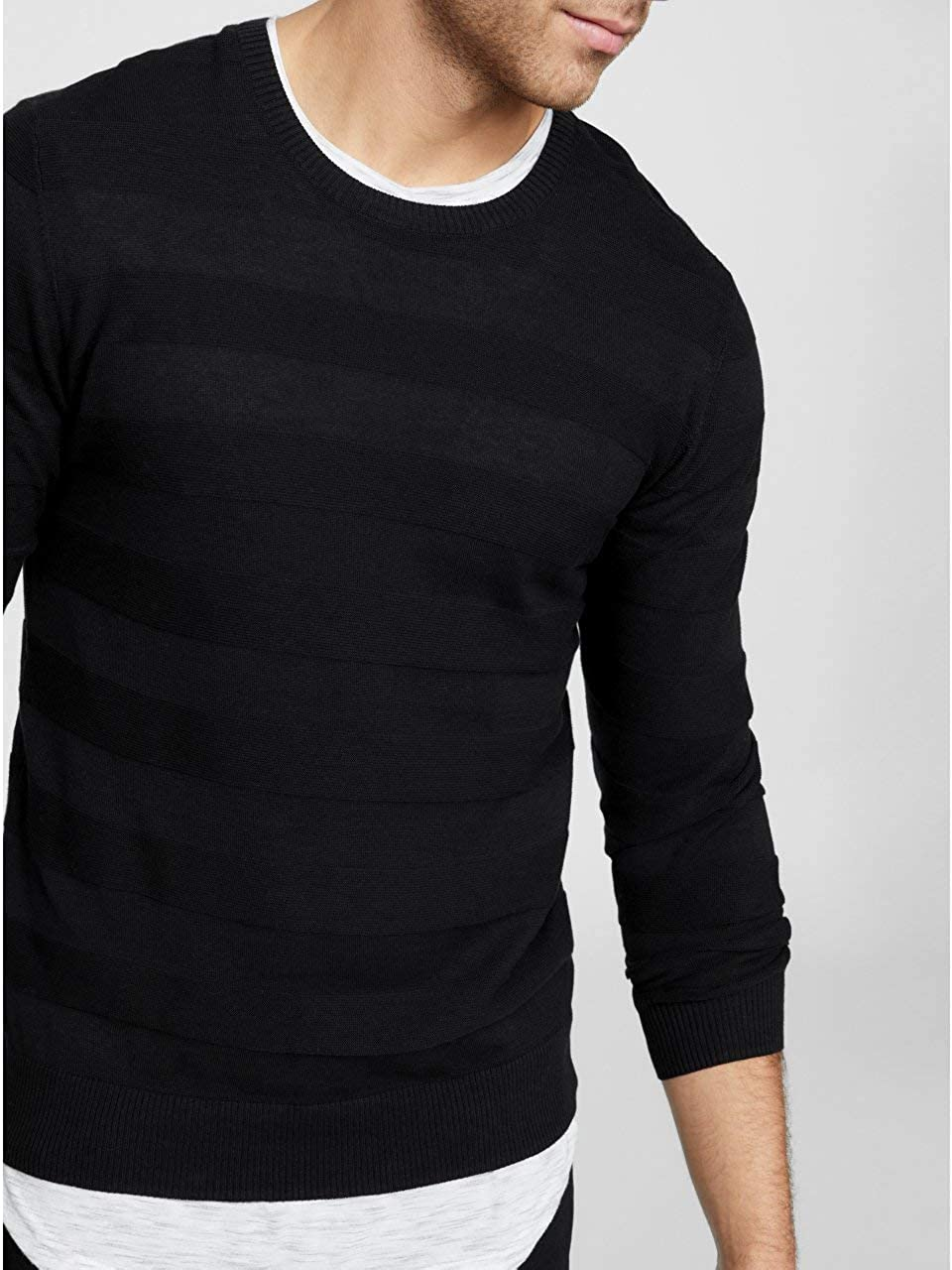 G by GUESS Mens Agnes Crewneck Sweater