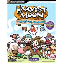 Harvest Moon Magical Melody and Harvest Moon Official Strategy Guide