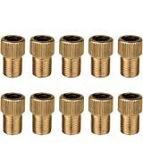"""14/"""" Beige Soft Rubber Tubing Hose for Bike Bicycle Cycles Valve 10 Pcs"""