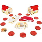 """HAPE Beleduc 22520"""" Smart Builders Spiel"""