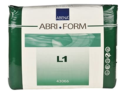ABENA Abri Form Air plus - Pañales para adultos (talla L plus)