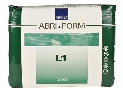 ABENA Abri Form Air plus - Pañales para adultos (talla L plus)