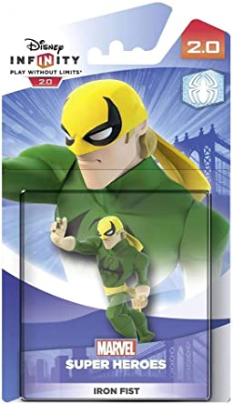 Disney Infinity 2.0 - Figura Iron Fist: Amazon.es: Videojuegos