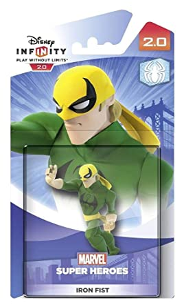 Disney Infinity 2.0 - Figura Iron Fist: not machine specific ...