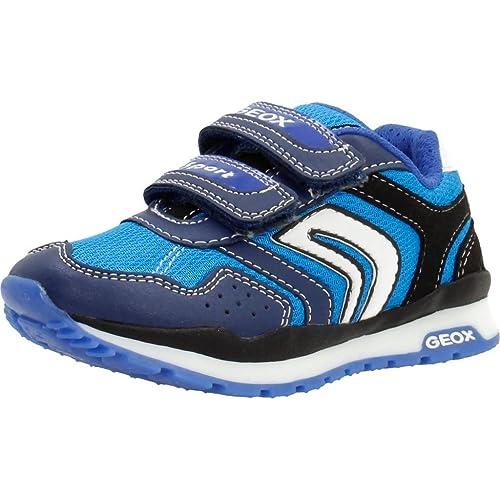 Geox Sneakers Blu J7215A 014BU C4255 Pavel