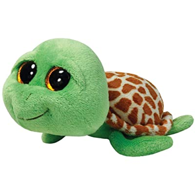 Ty Beanie Boos Zippy Green Turtle: Toys & Games