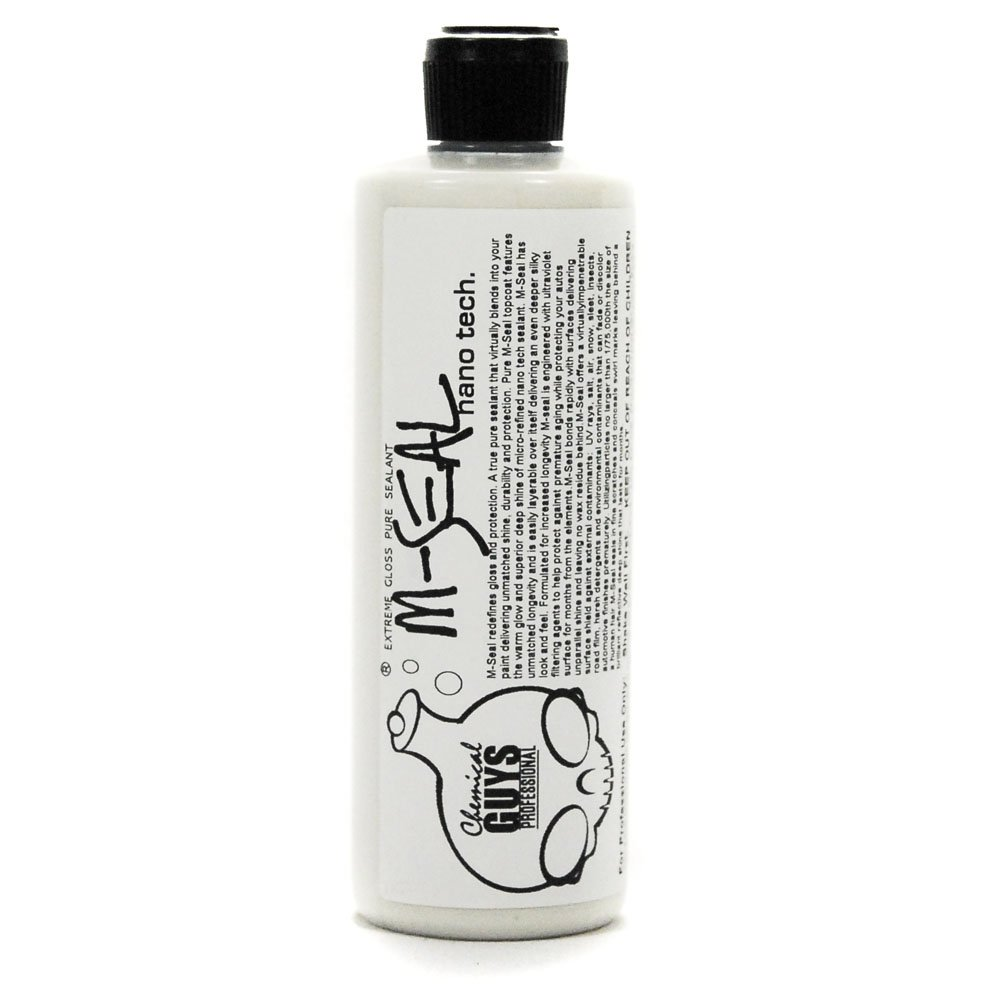 Chemical Guys WAC_113_16 M-Seal Micro Finish Factory Paint Sealant (16 oz) by Chemical Guys