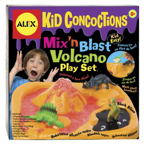 ALEX Toys Kid Concoctions Mix N' Blast Volcano Kit
