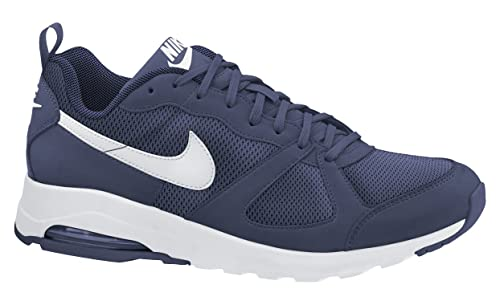 on sale 84eff a9987 Nike Men s Air Max Muse Running Shoes, Blue (Midnight Navy White),