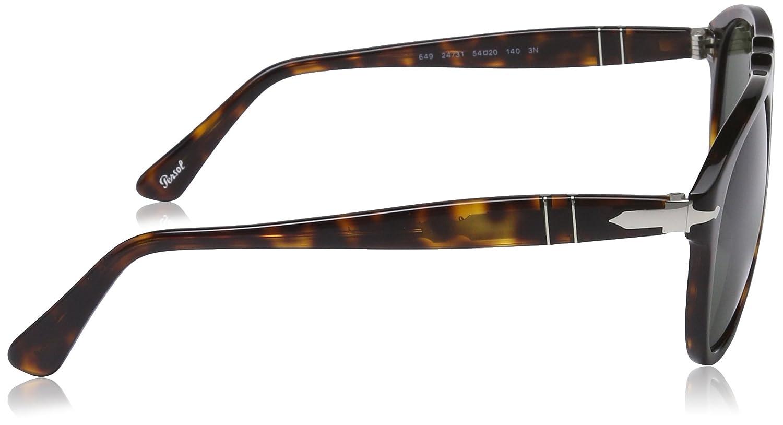 e09e37ed05 Persol PO0649 24 31 Sunglasses - Size  Medium - Color  Dark Havana   Amazon.ca  Sports   Outdoors