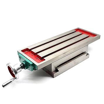 Fresado Mesa de Trabajo 45 * 17 cm, Máquina de Fresado Compuesto ...