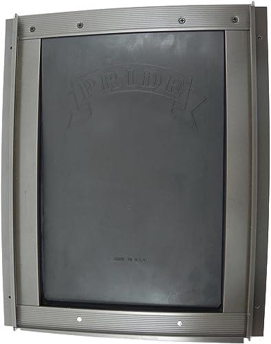 Pride Anodized Bronze Pet Door Medium MD400