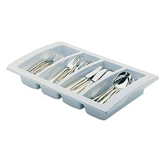Araven J284 apilable bandeja de cajón para cubiertos: Amazon ...