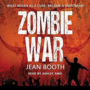 Zombie War Audiobook