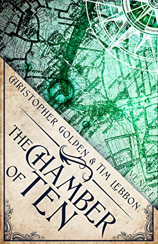 The Chamber of Ten: A Novel of the Hidden Cities (English Edition)