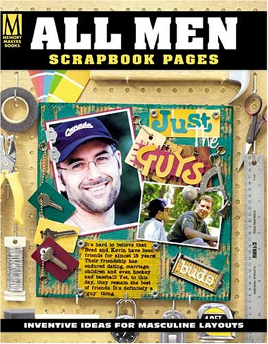 All Men Scrapbook Pages ()