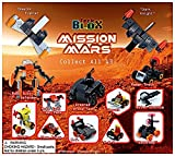 Teck Blox Mission Mars Buildable Vehicles Novelty Party Toys - 12 ct.